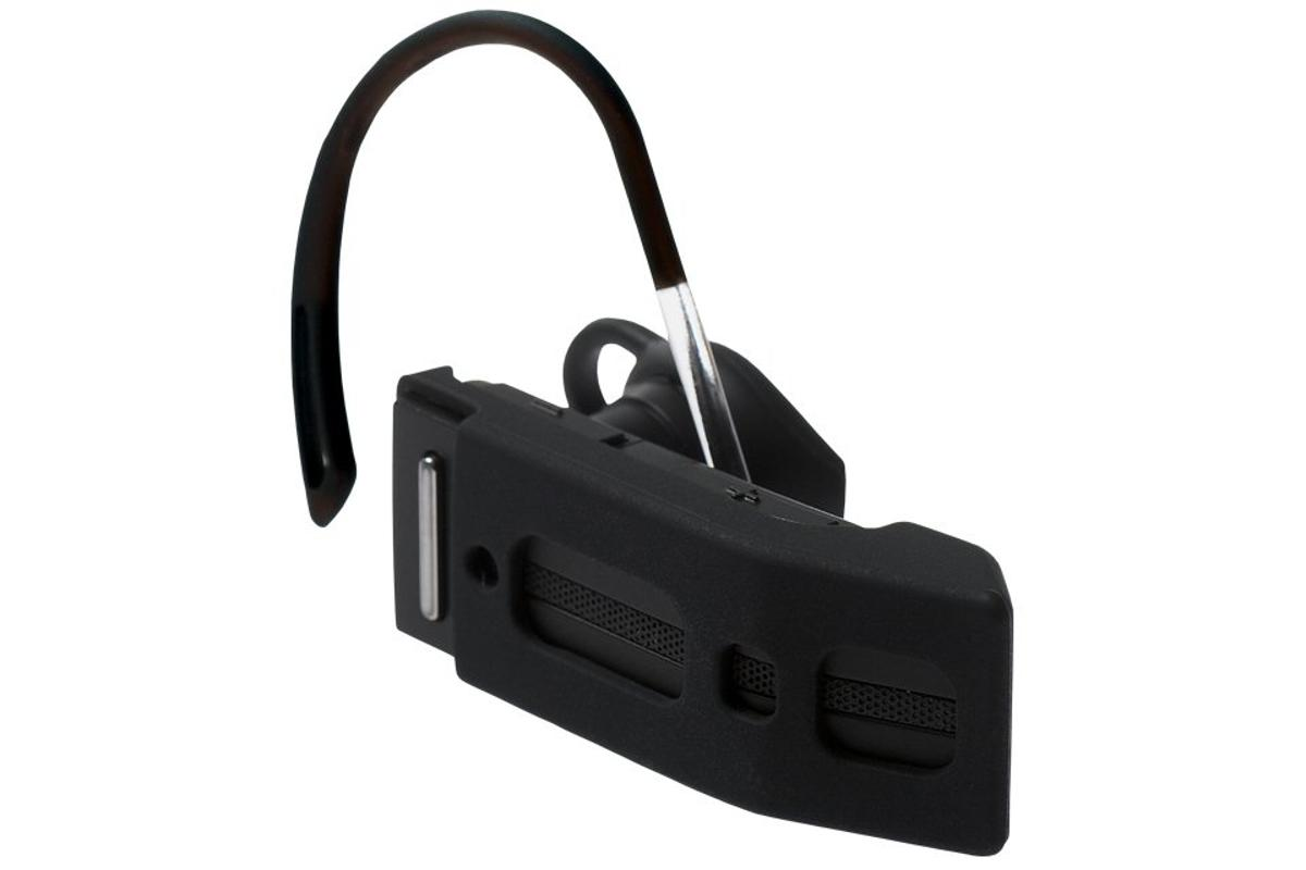 BlueAnt's T1 Bluetooth headset with Wind Armour Technology delivers clear audio in winds up to 22 mph