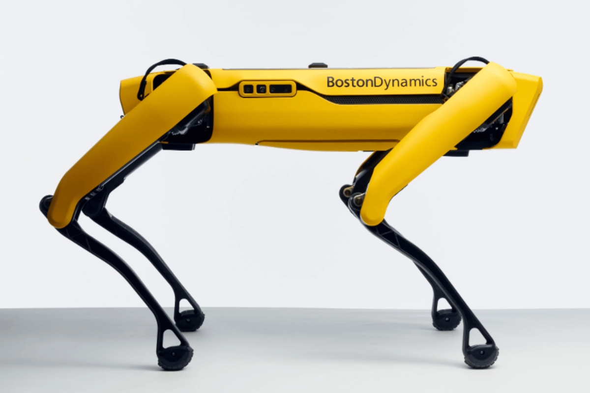 Spot the quadruped robot has been opened up to commercial sales
