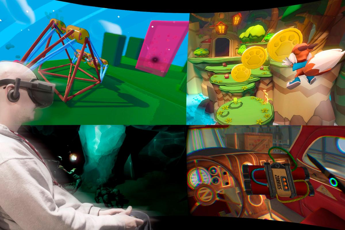 We played 12 launch (or launch-ish) titles for the Oculus Rift,a full 30 minutes in each game