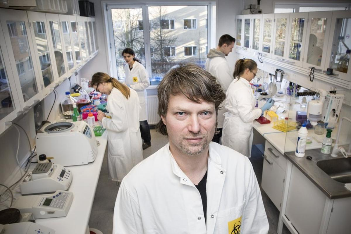 Edward Spillner fromAarhus University and a team of European researchers havediscovered a new approach for antibody-based treatment of allergiesand asthma