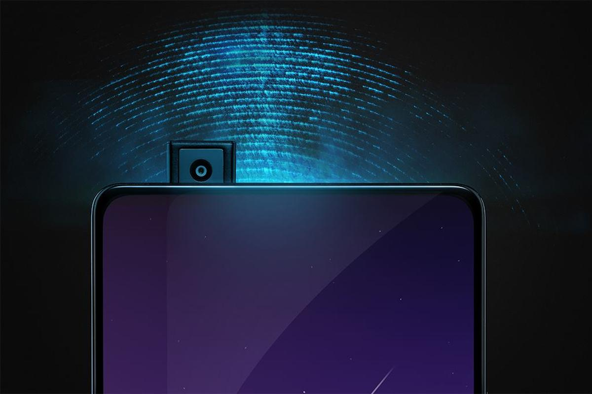 The Vivo Apex concept features a huge in-display fingerprint scanner, a pop-up selfie camera and audio technology that turns the whole screen into a speaker