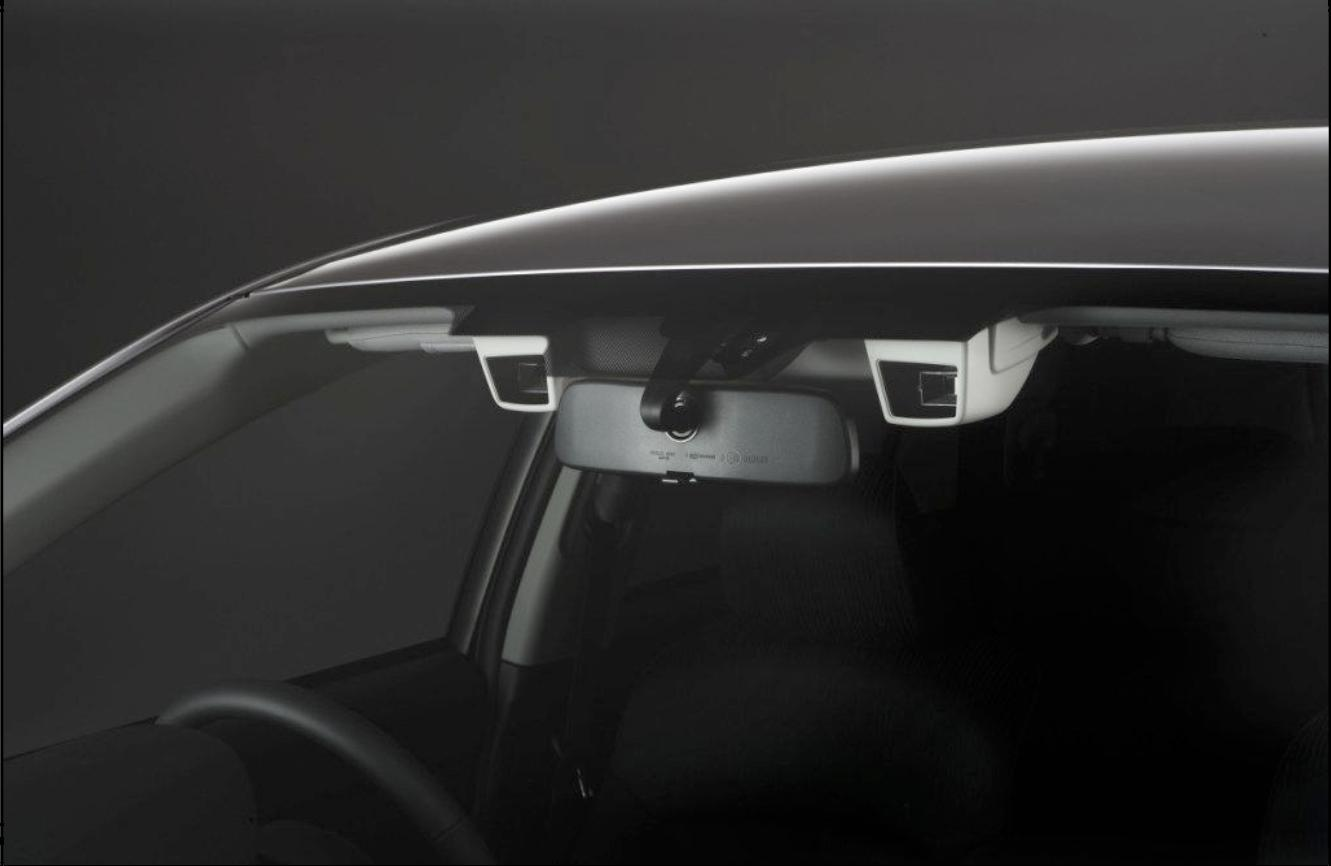 The new version of Subaru's automotive stereoscopic Eyesight system