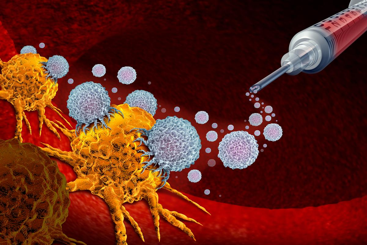 Researchers reported durable immune responses to cancer cells up to four years after receiving a personalized vaccine
