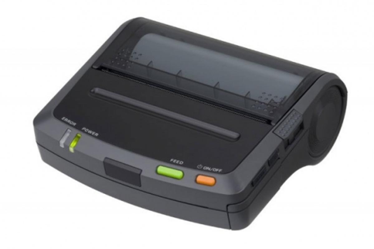 Seiko Instruments DPU-S445 Mobile Printer