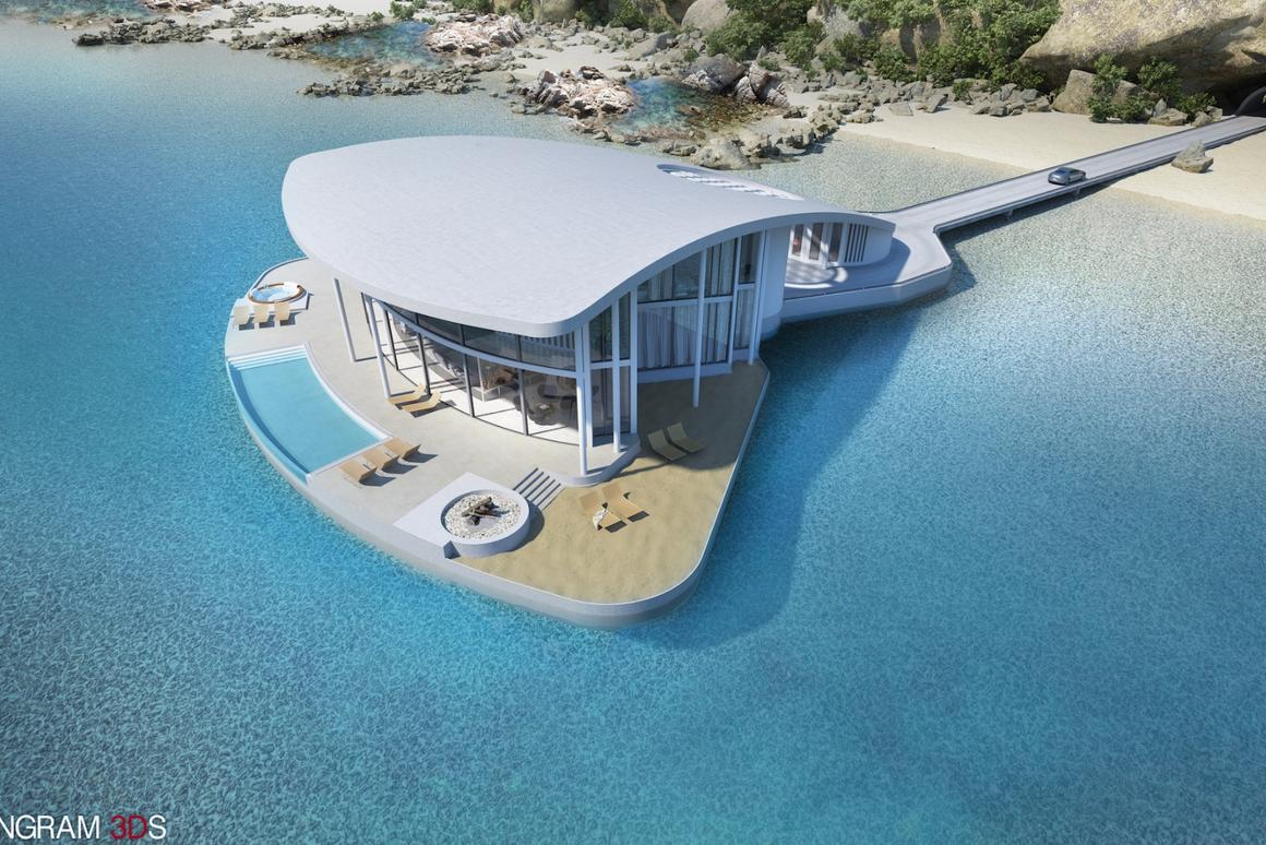 Sting Ray is still in the planning stage but it's due to be completed in late 2017
