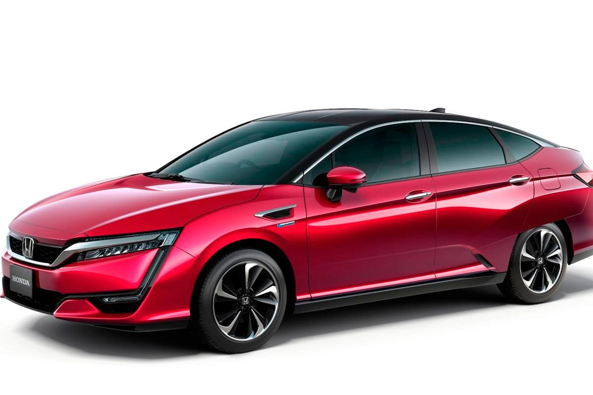 The Honda Clarity Fuel Cell has the longest range of any zero-emissions car in the USA