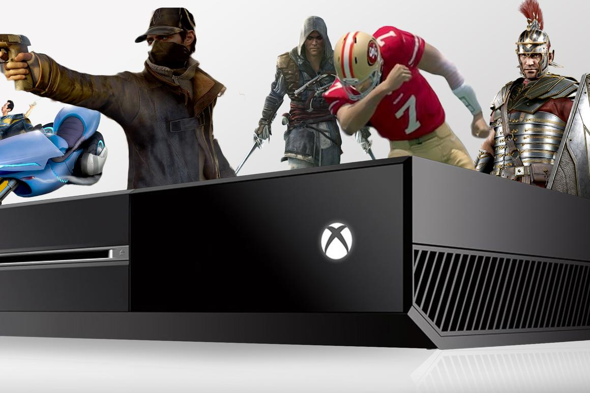Gizmag breaks down some of the highlights of the Xbox One launch lineup