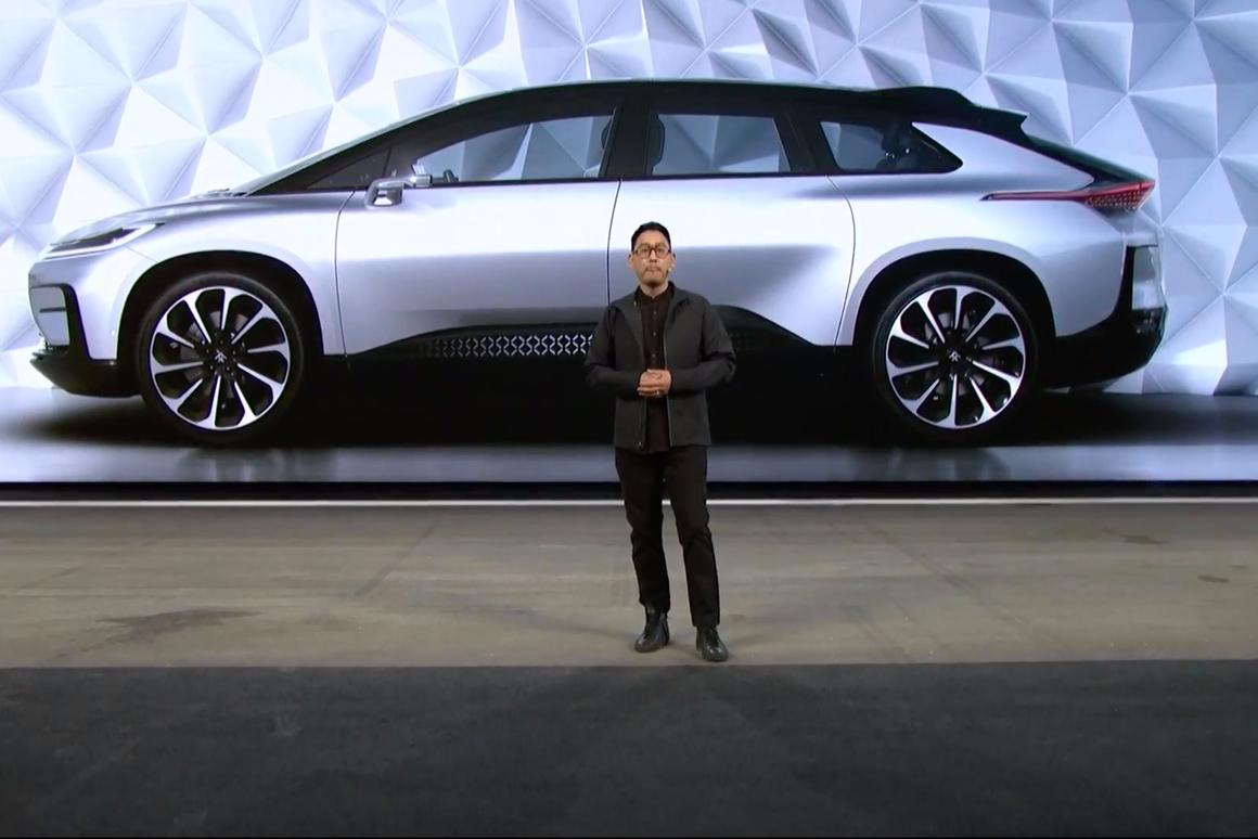 Faraday Future's FF91 launch: A stumbling start for the new