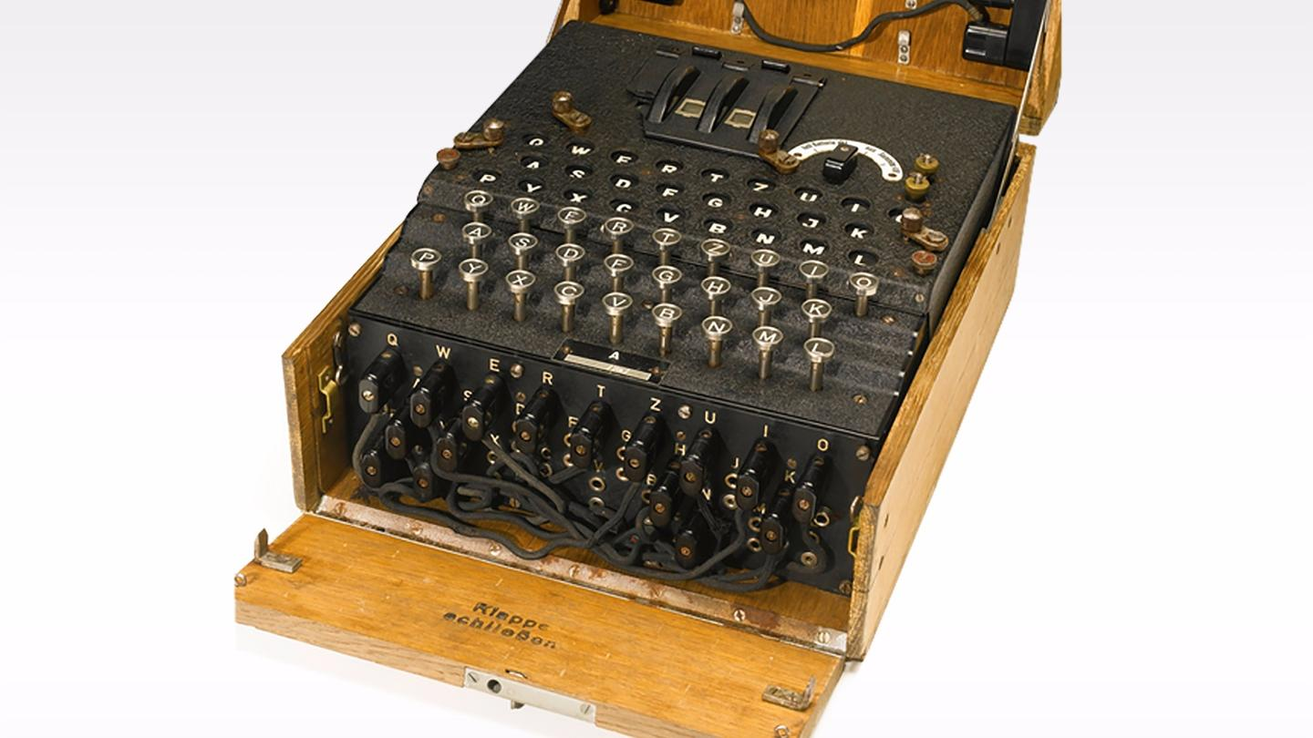The 1943 Enigma machine sold for significantly more than predicted