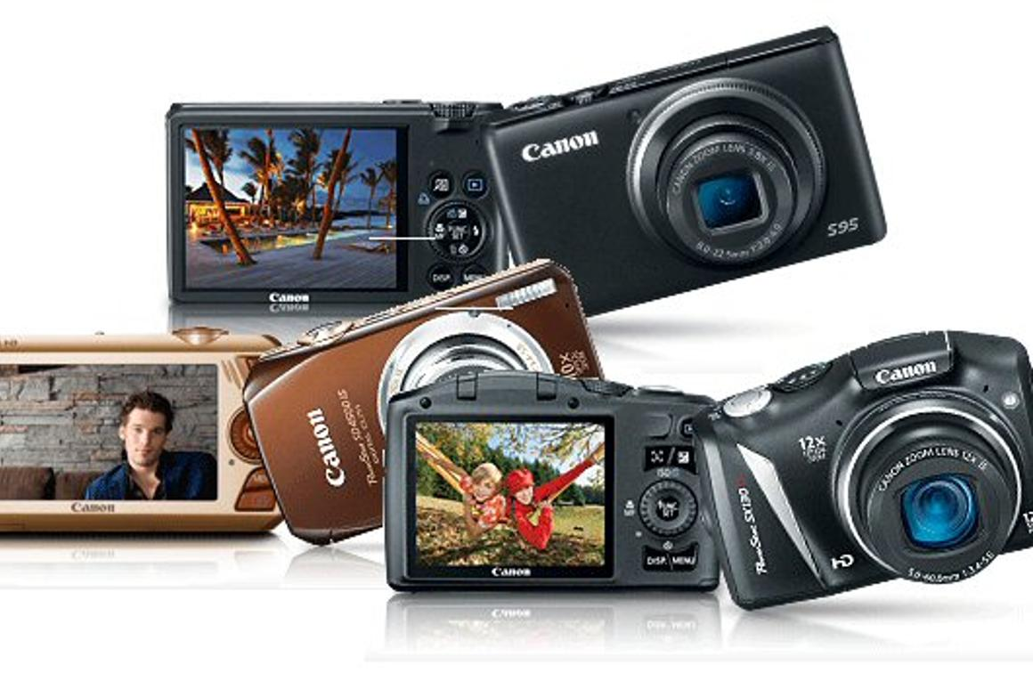 Canon has unveiled three new PowerShot cameras which now all include high definition movie recording, SDXC card support and benefit from numerous lens, sensor and image handling improvements
