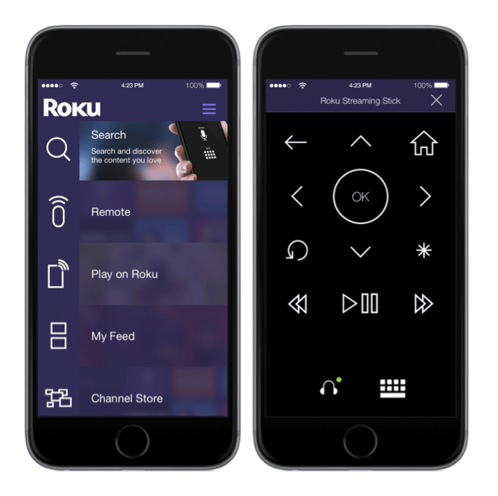 Users can now treat their smartphones like a remote control