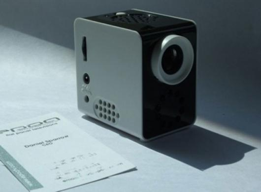 EPP-HH01 Pico Cube from Epoq Multimedia