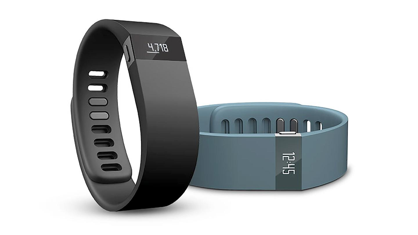 The new Fitbit Force takes the form factor and features of the Fitbit Flex, and adds a screen