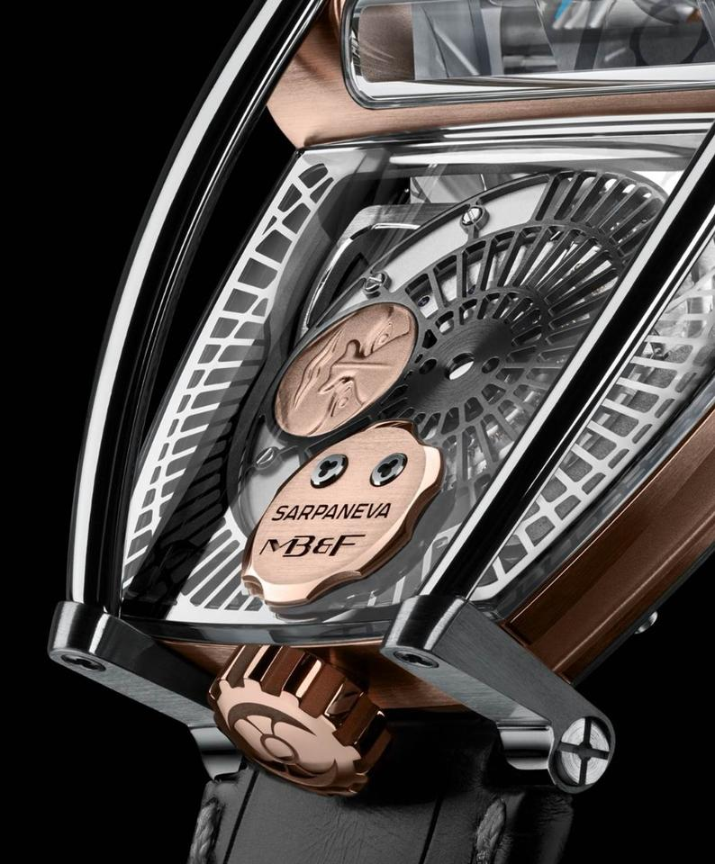 The MoonMachine 2is the latest iteration of the Horological Machine collection