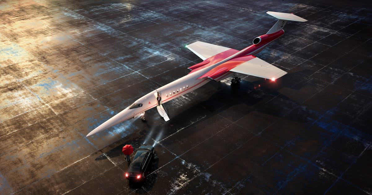 FAA clears the path for supersonic flight testing over US soil