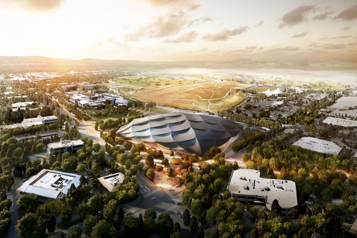 Google's newCharleston East HQ is expected to be completed by the end of 2019