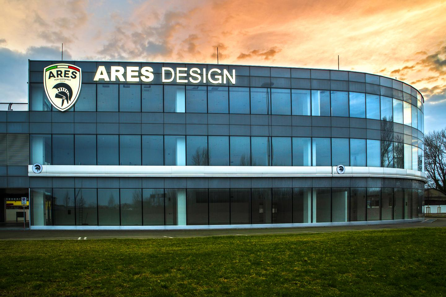 Ares this year moved into a 190K sq ft manufacturing facility in Modena, Italy
