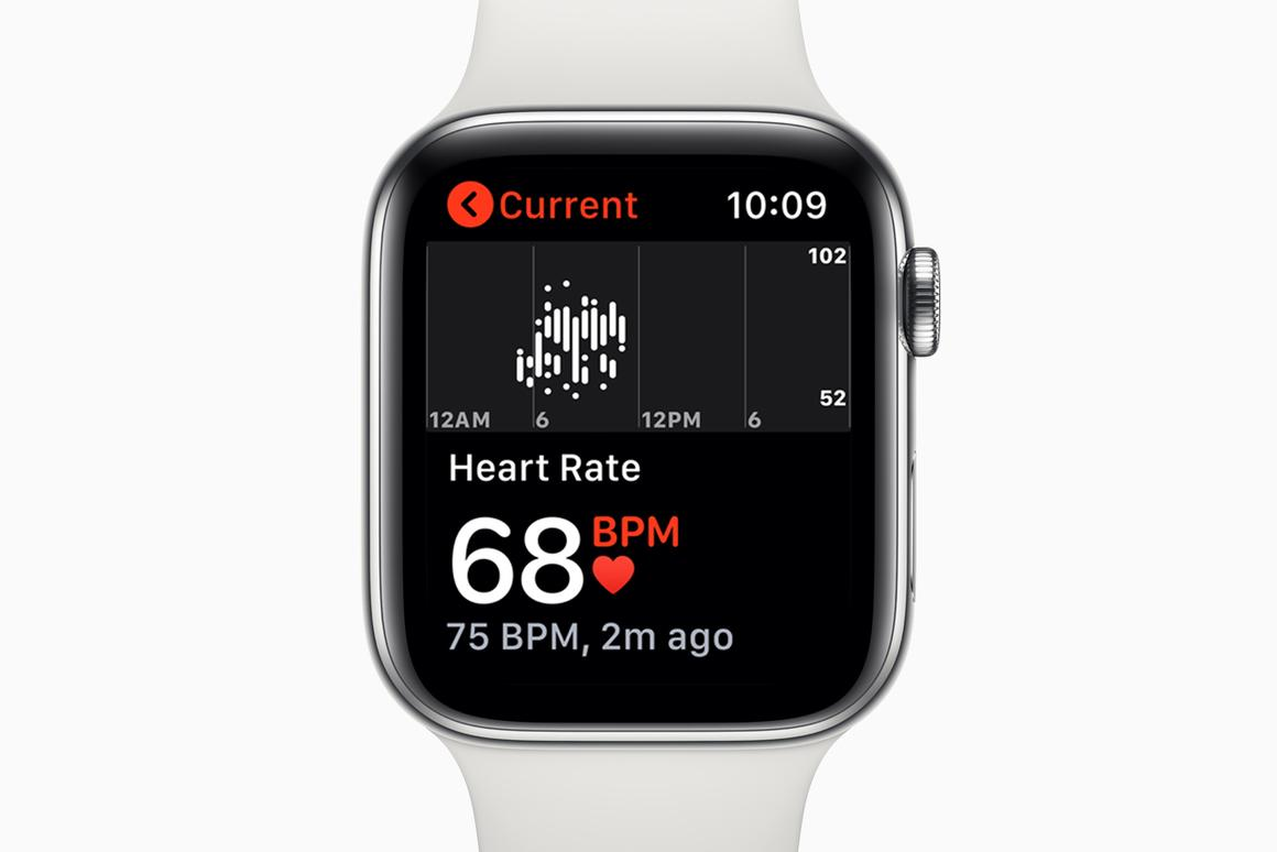 Some 400,000 people participated in Apple's first collaborative heart study with Stanford University researchers