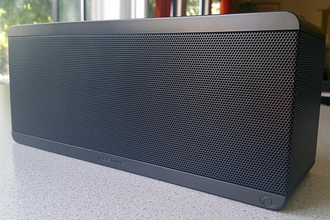Gizmag reviews the Acemile Theatre Box wireless 3D speaker
