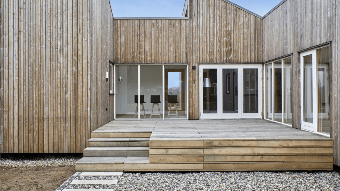 The Biological House created by a multidisciplinary team involving more than 40 partners