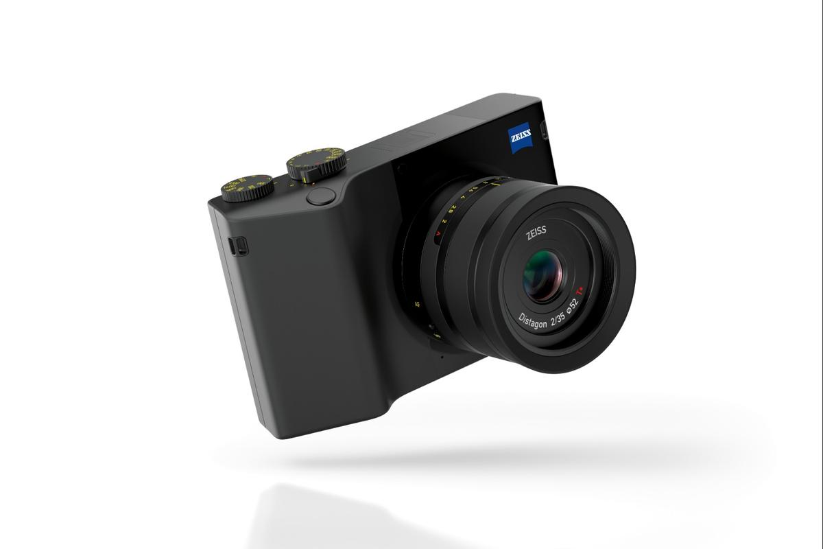 The Zeiss ZX1 will go on sale in early 2019