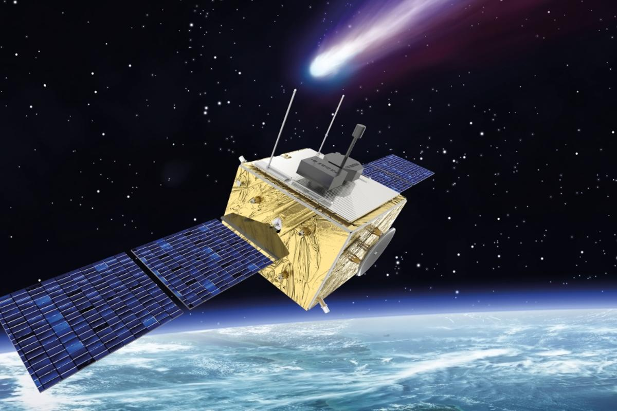 The Comet Interceptor mission consists of one spacecraft and two small probes