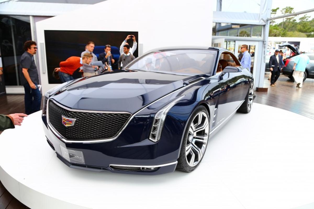 2013 Cadillac Elmiraj (Photo: Angus MacKenzie/Gizmag.com)