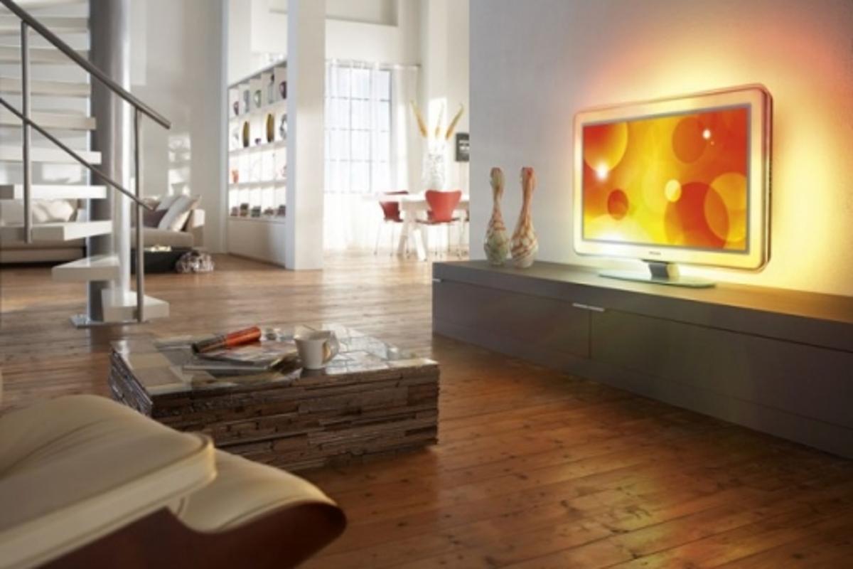 "Philips 42"" Aurea LCD TV"