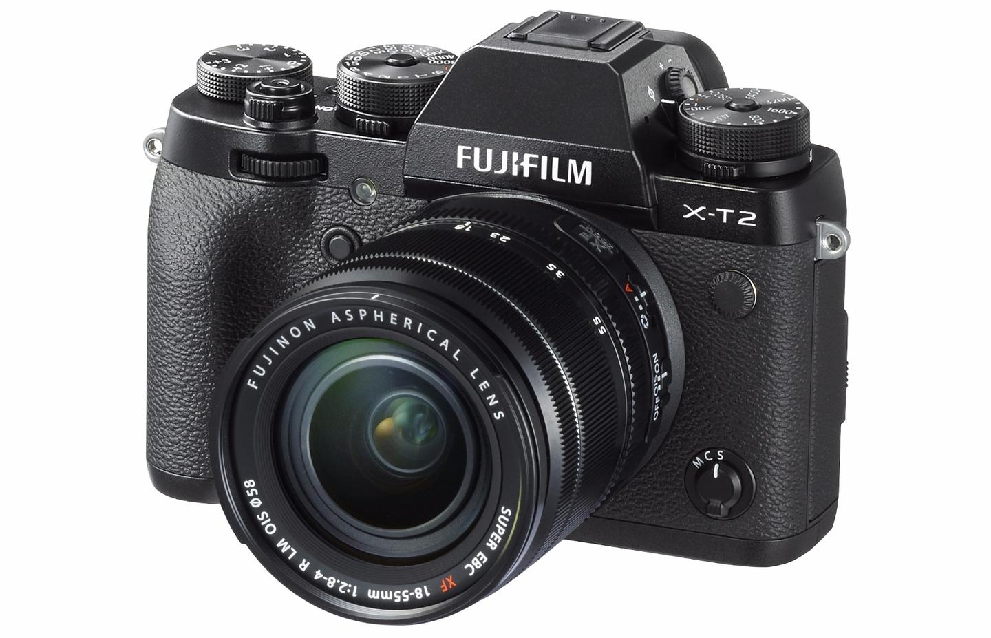 The Fujifilm X-T2 is a powerful mirrorless camera
