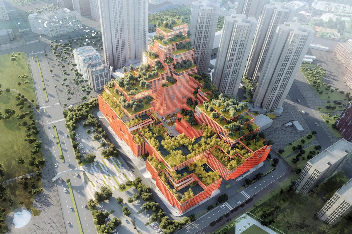 Rehabilitation Center Shenzhen is expected to be completed in 2023