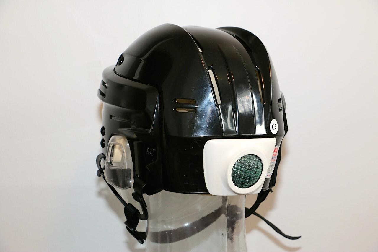 The Goose Egg can be added to existing helmets, or incorporated into manufacturers' own models