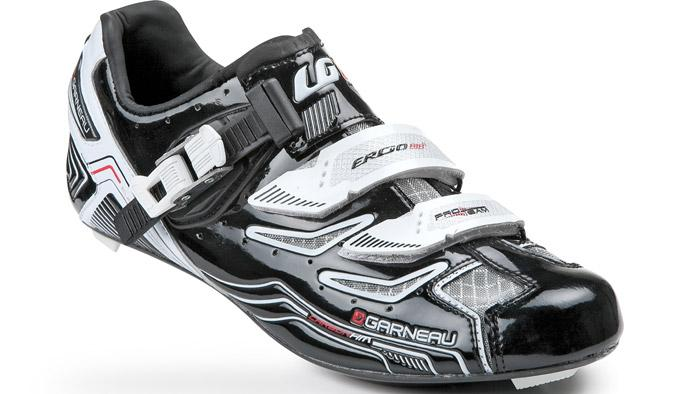Louis Garneau Carbon Pro Team shoe in black