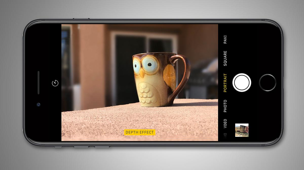 iOS 10.1 brings Portrait Mode (and depth of field effects)to the iPhone 7 Plus