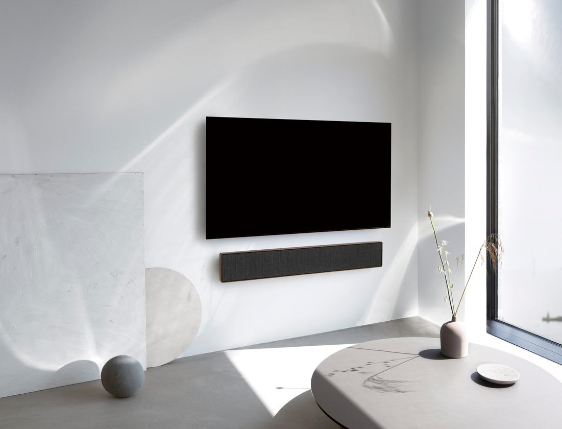 The Beosound Stage is a killer Bluetooth speaker and home cinema sound system in one