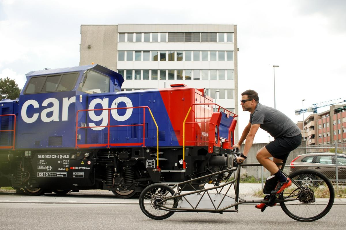 Obst&Gemüse + Elian Cycles Ultimate e-Cargo is described by its makers as the perfect cargo bike