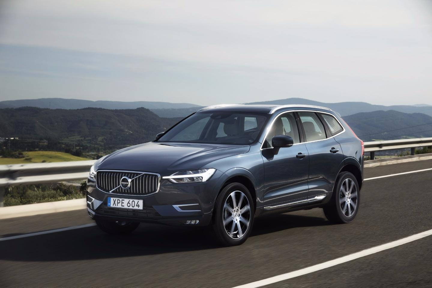 The new Volvo XC60 was used as a camera by Barbara Davidson