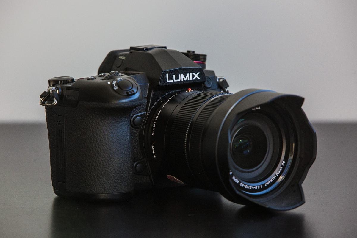 Panasonic's Lumix G9 is the company's new still photography flagship
