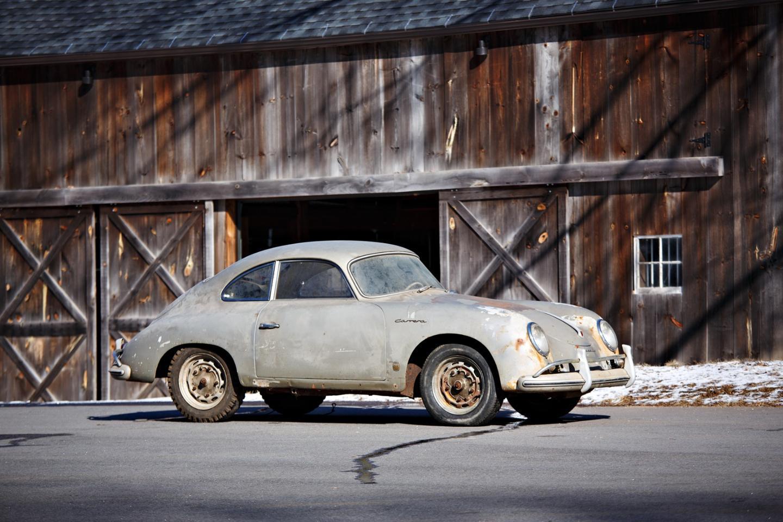 1957 Porsche 356 A 1500 GS Carrera Coupe | Estimate: $600,000 to $700,000 |Gooding & Co (Lot 066, Amelia Island) Official Auction Description