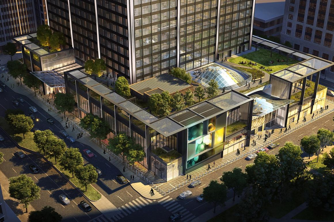 Work on the Willis Tower renovation is due to begin later this month