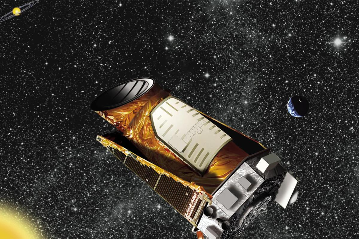 After abandoning repair efforts, NASA is looking for alternative missions for Kepler (Image: NASA)