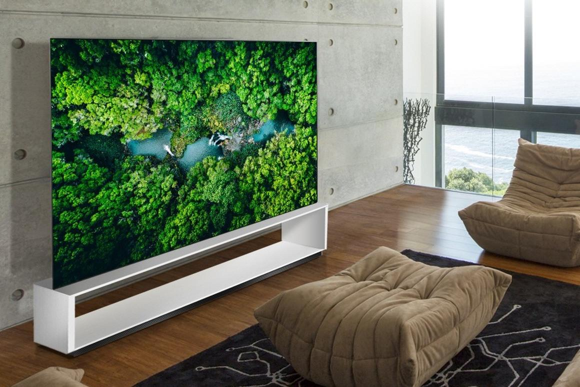LG's new TVs meet the 8K Ultra HD definition set by the Consumer Technology Association