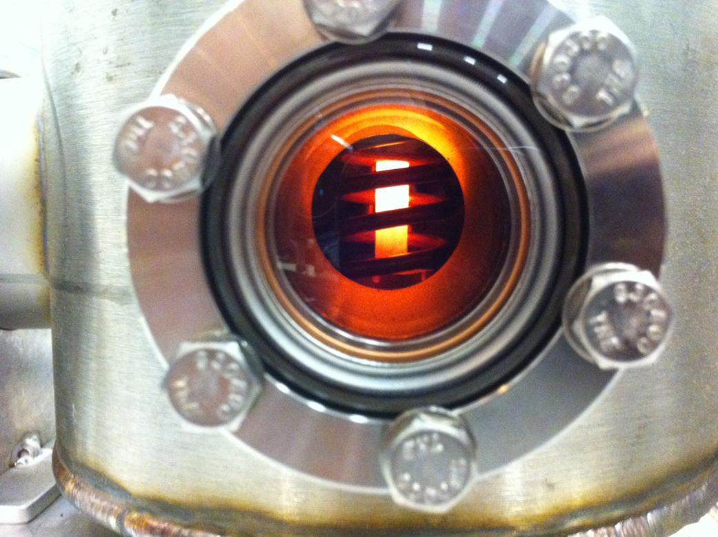 A new engine being developed for NASA will use low-enriched uranium Cermet fuel rods