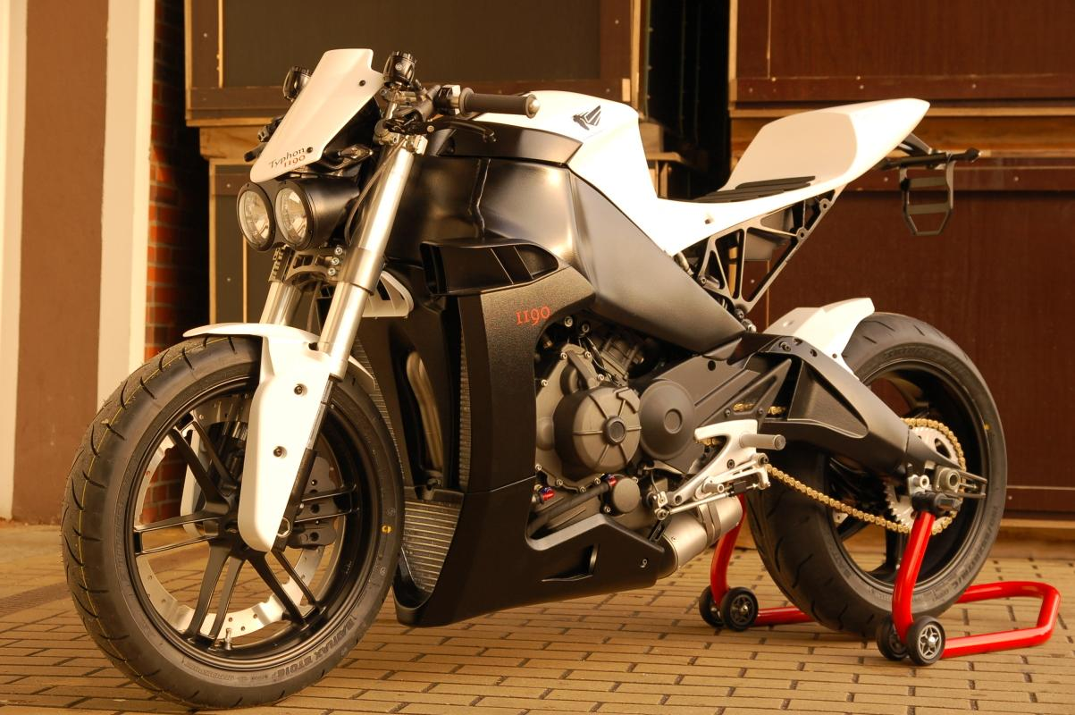 Typhon 1190: the badass Buell streetfighter that could have been