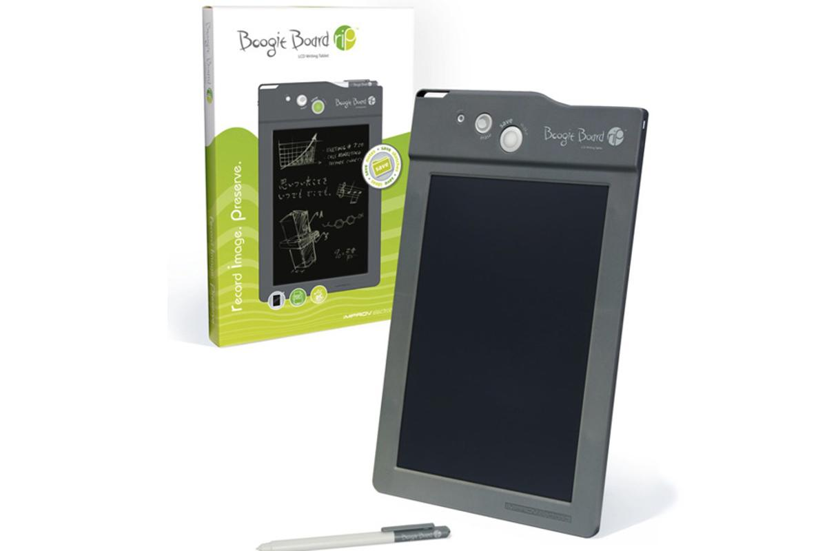 The Boogie Board RIP eWriter that can save and export notes and images