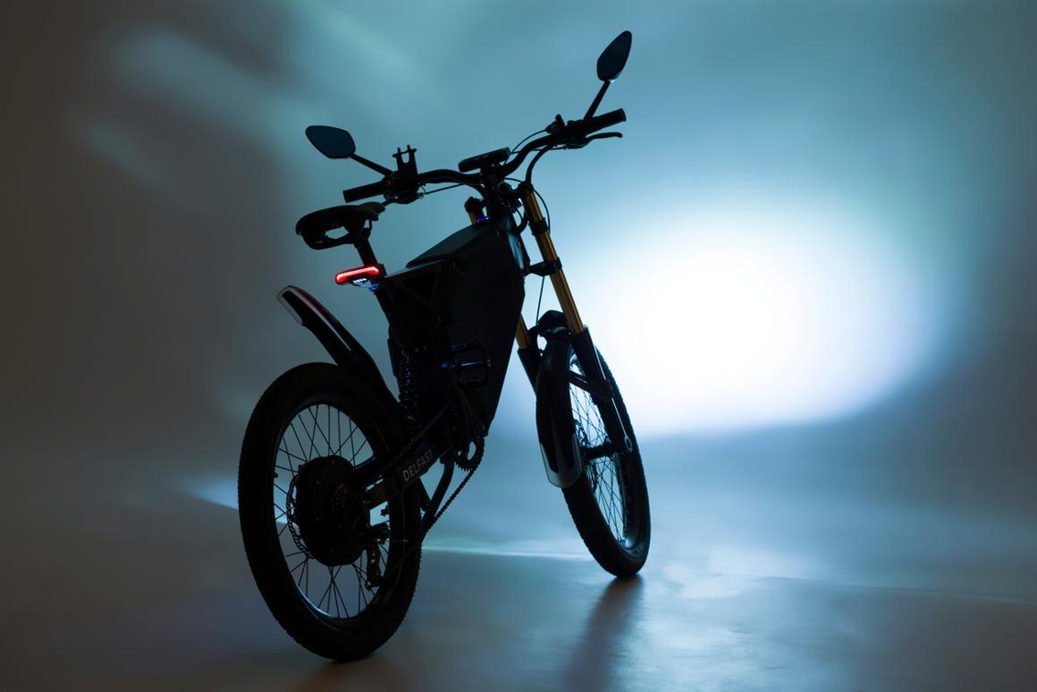 Delfast reveals powerful Top 2 0 e-bike