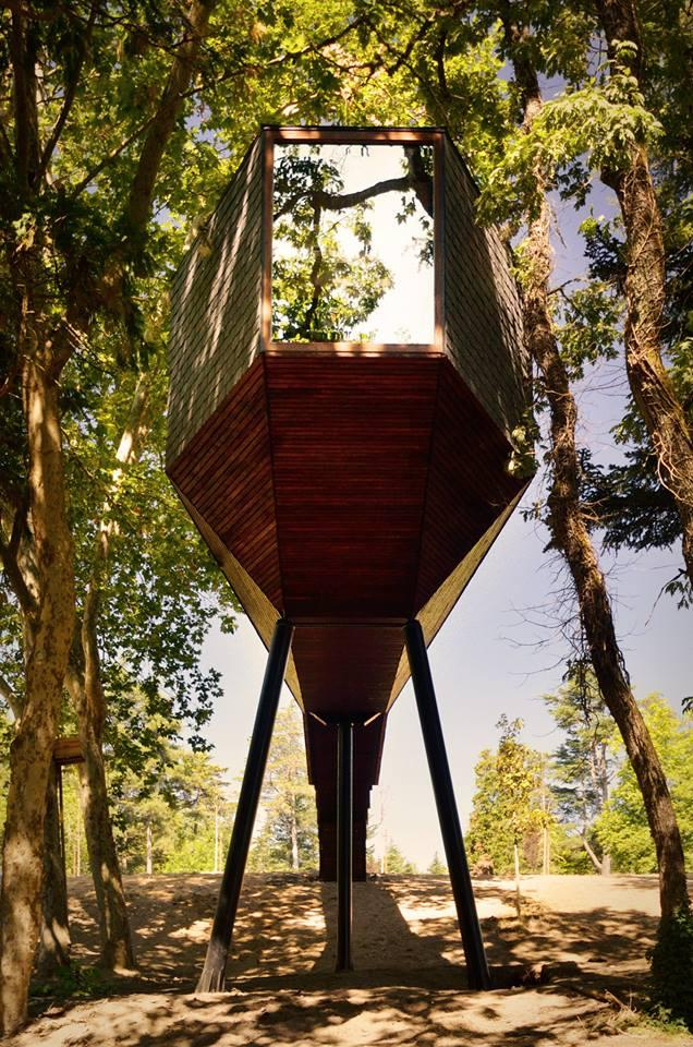 Tree Snake Houses by RA Architectural and Design Studio is the latest in a long line of treehouses that we've covered at Gizmag