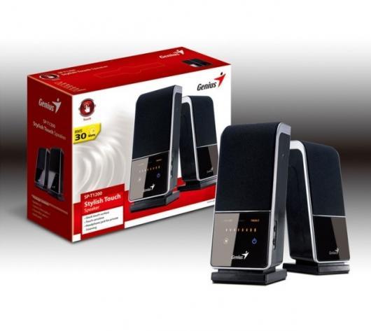 Genius SP-T1200 touch speakers