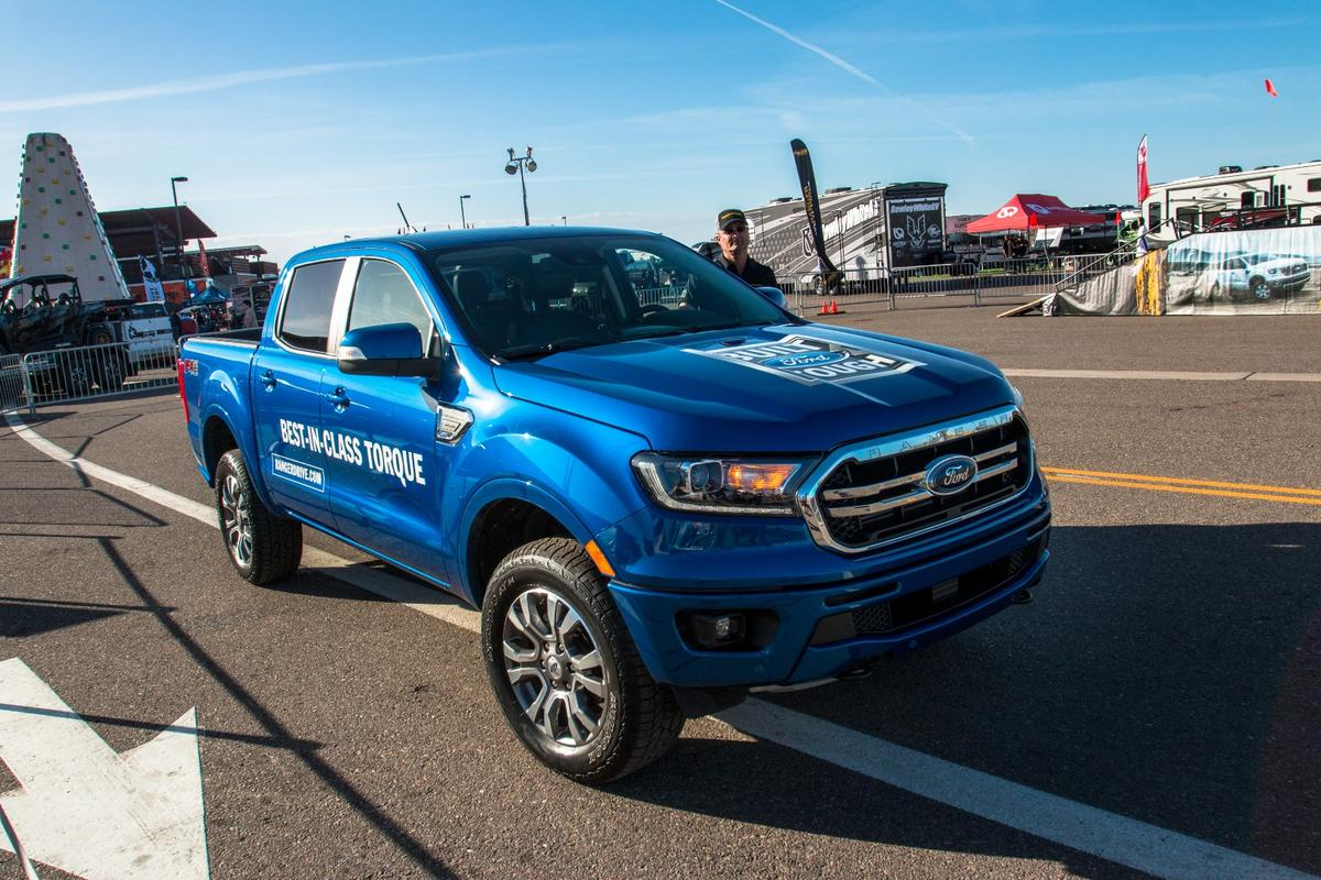2019 Ford Ranger: Comfy, quiet and surprisingly quick