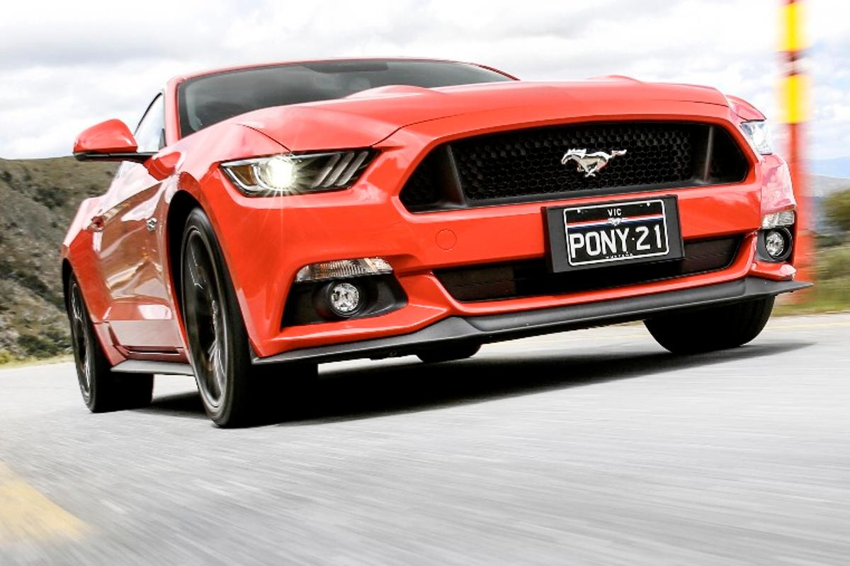 Ford's new Mustang is a throughly more modern take on the muscle car than its predecessors