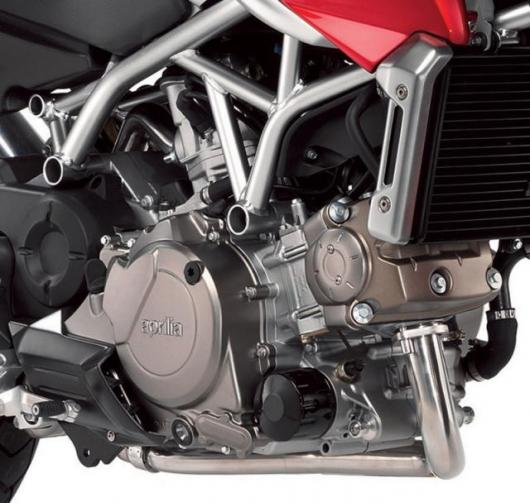 The motor from the Mana Aprilia